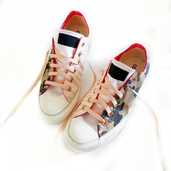 1569015652cc5f Converse Shoes - RARE! Converse Chuck Taylor Zebra Camo W-9.5 M-